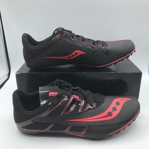 NWT Saucony Spitfire 4 Track Racing Shoes
